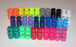 Shoelace LACE LOCKS for Triathlon Running Sneaker Shoes shoe