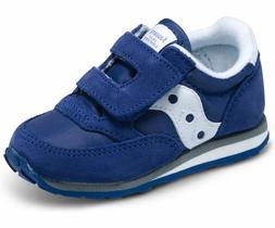 Toddler Saucony 'Jazz' Hook & Loop Sneaker, Size 10 M - Blue