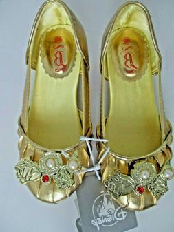 Disney Store Princess Belle Shoes Girl Princes Beauty and th