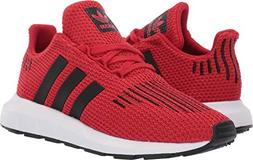 adidas Originals Unisex Swift Running Shoe, Scarlet/Black/Wh