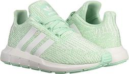 adidas Originals Unisex Swift Running Shoe, Clear Mint/White
