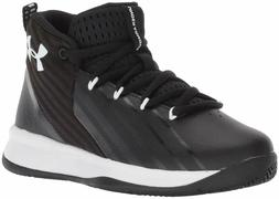 UNDER ARMOUR UA BPS Lockdown 3 Kids Shoe Boys Youth Athletic