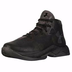 UNDER ARMOUR UA Kids Boys Curry 2.5 Basketball Shoes Black/C
