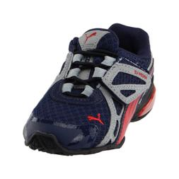 Puma Voltaic 5 Kids  Casual Running  Shoes Blue Boys - Size