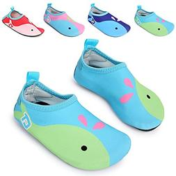 WXDZ Kids Water Shoes Swim Shoes Mutifunctional Quick Drying