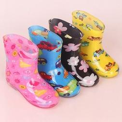 Waterproof Child Infant Baby Sandals Kids Boy Girls Rubber R