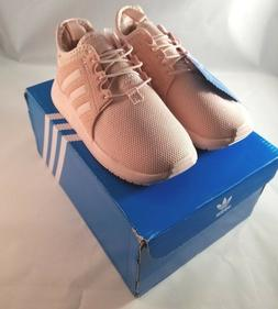Adidas X_PLR EL Girls Kids Ice Pink Shoes- Size 10K