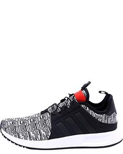adidas X PLR J Sneakers ,Black/red,5.5