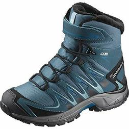 Salomon XA Pro 3D Winter TS ClimaShield Boot - Boys' Mallard